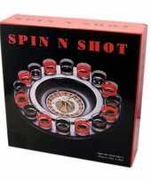 Drankspel shot roulette